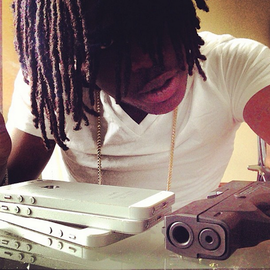 Chief keef.