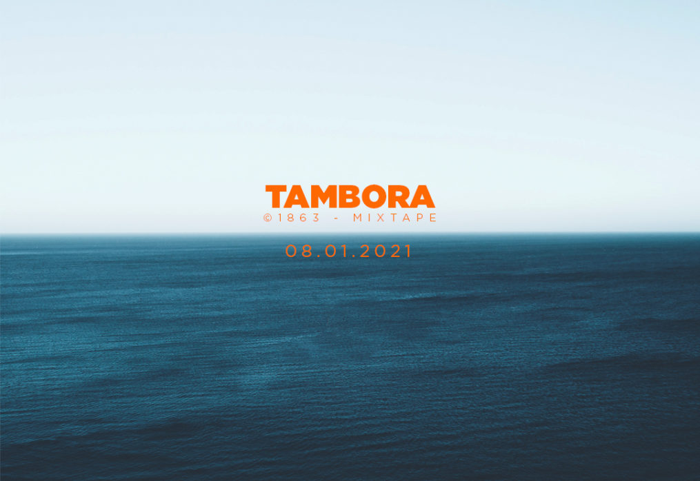 Regards croisés sur la mixtape « Tambora » de 1863