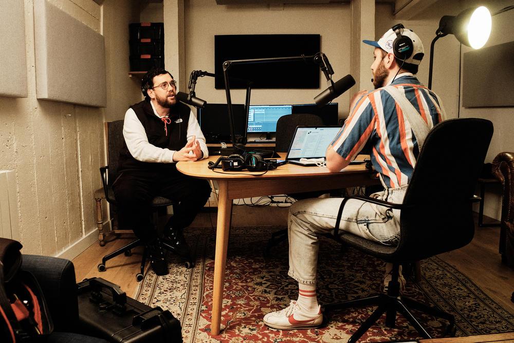 Jean Morel : « Grünt Radio veut recréer l'ambiance radio-pirate »