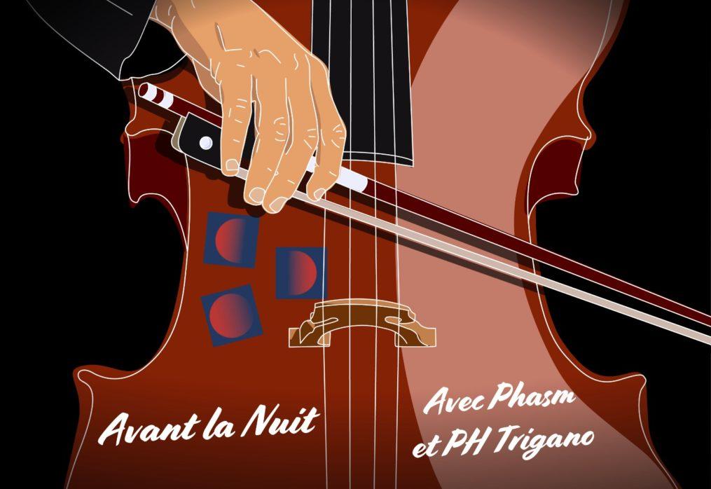 PH Trigano & Phasm, les chefs d'un orchestre hors du commun